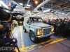 Land Rover Defender Production Ends