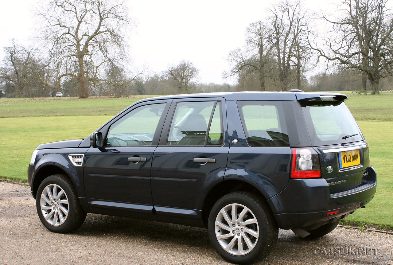 land rover freelander 2 review road test freelander 2. Black Bedroom Furniture Sets. Home Design Ideas