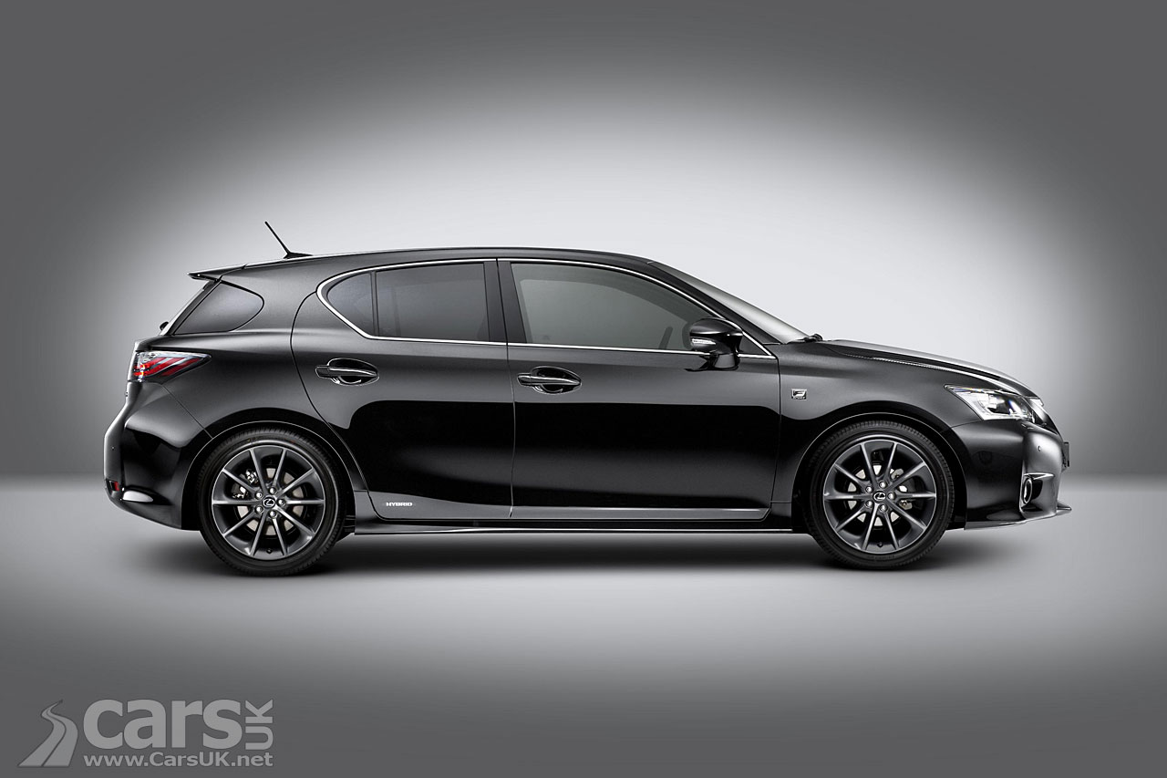 Lexus CT 200h F-Sport (1)