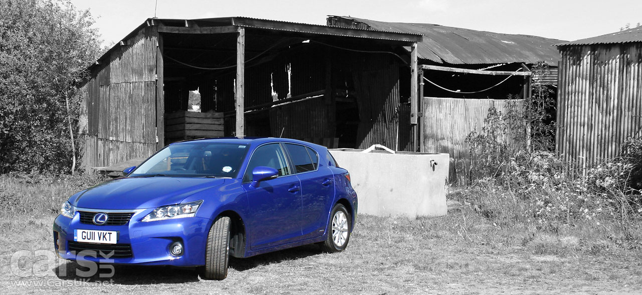 Lexus CT 200h Review (1)