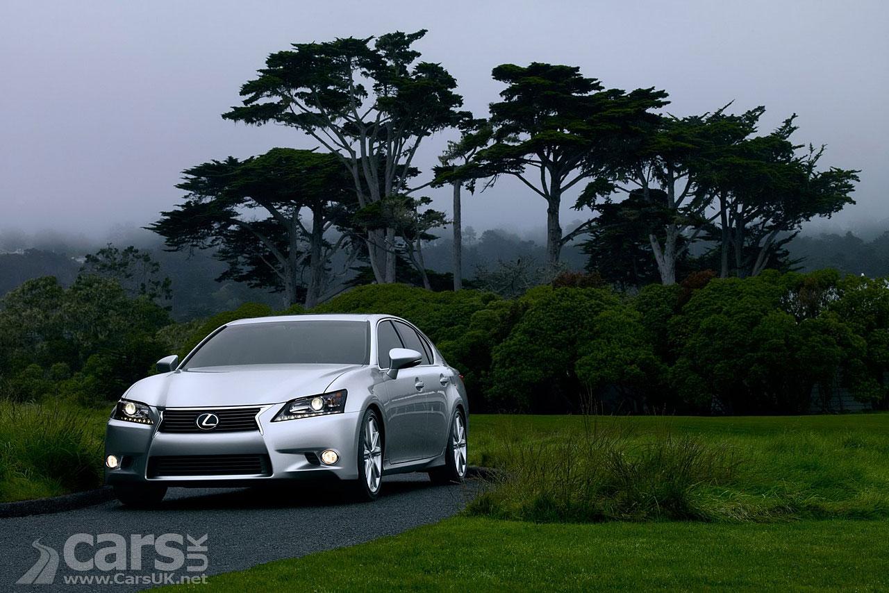 Lexus GS 2012 (17)