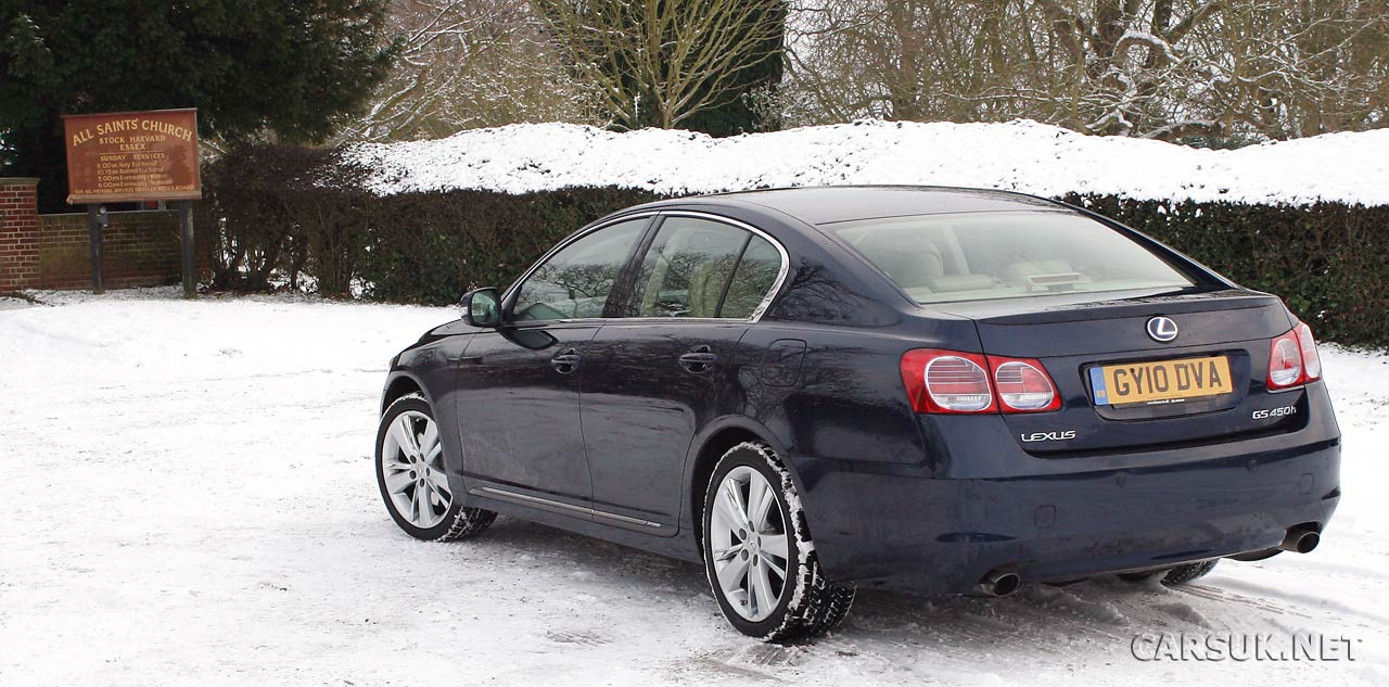 Lexus GS 450h (2011) Review Photo Gallery