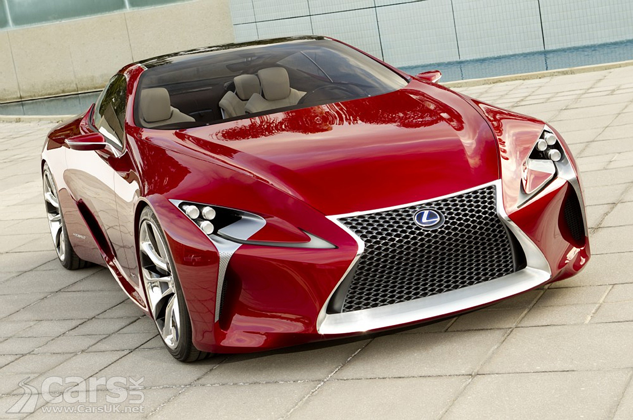 Lexus LF-LC-Concept 1