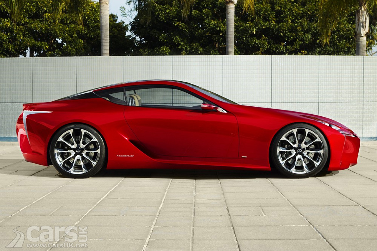 Lexus LF-LC-Concept 2