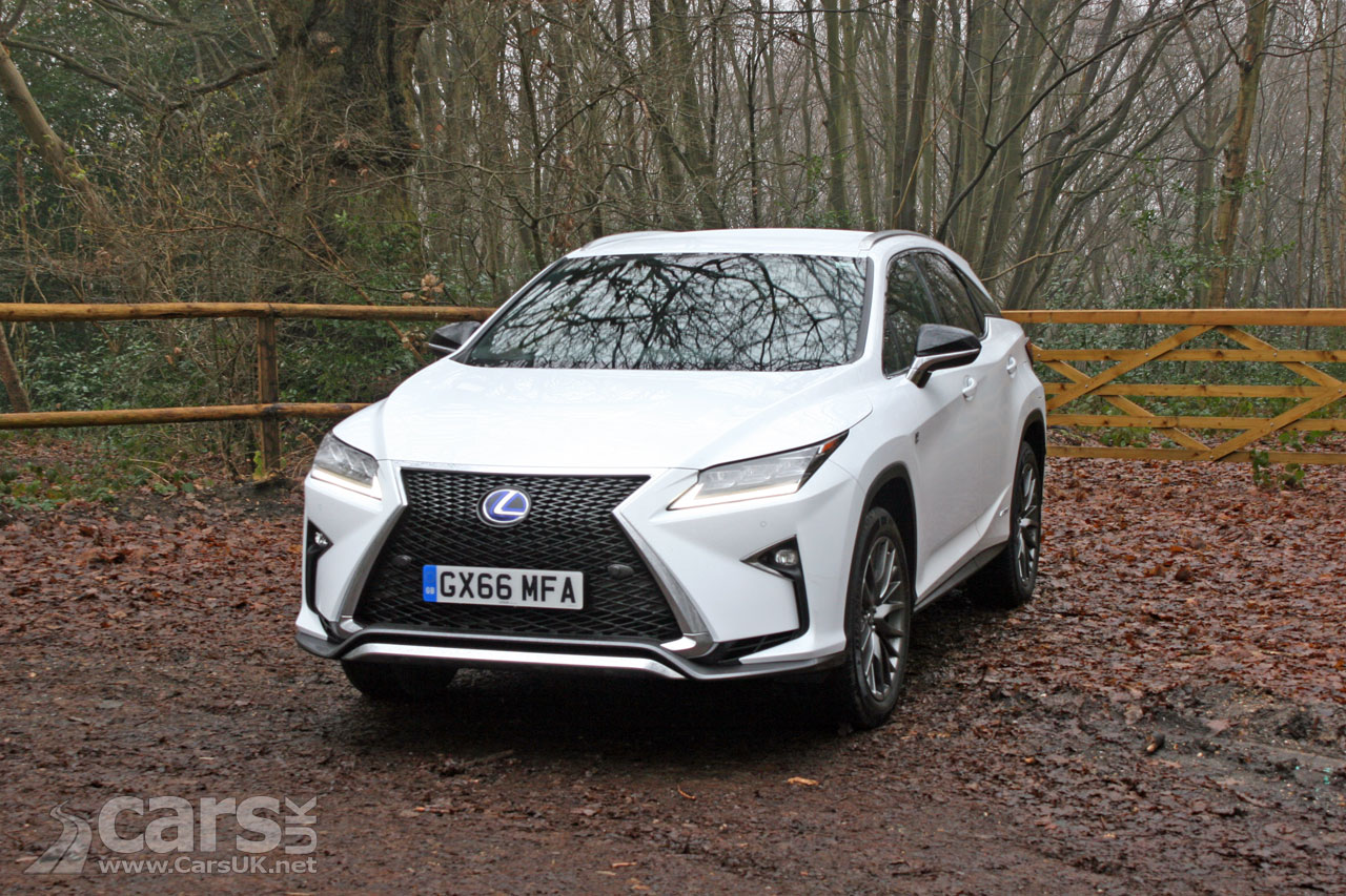 2017 lexus rx 450h f sport review photos cars uk. Black Bedroom Furniture Sets. Home Design Ideas