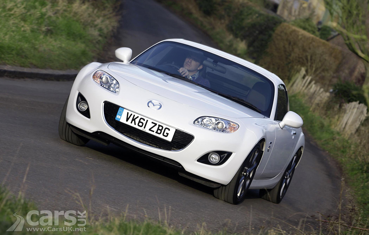 MX-5 gallery: Mazda MX-5 Venture Edition