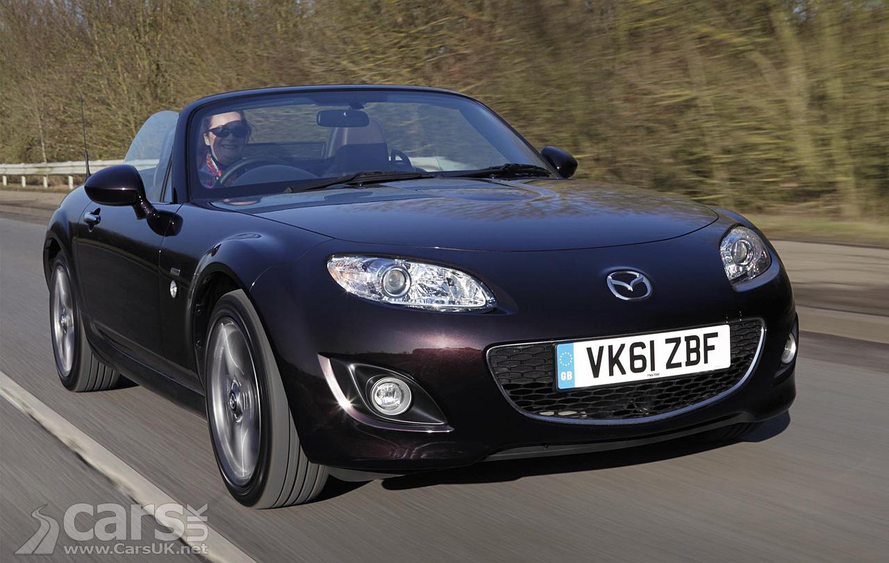 Mazda MX-5 Venture Edition 2