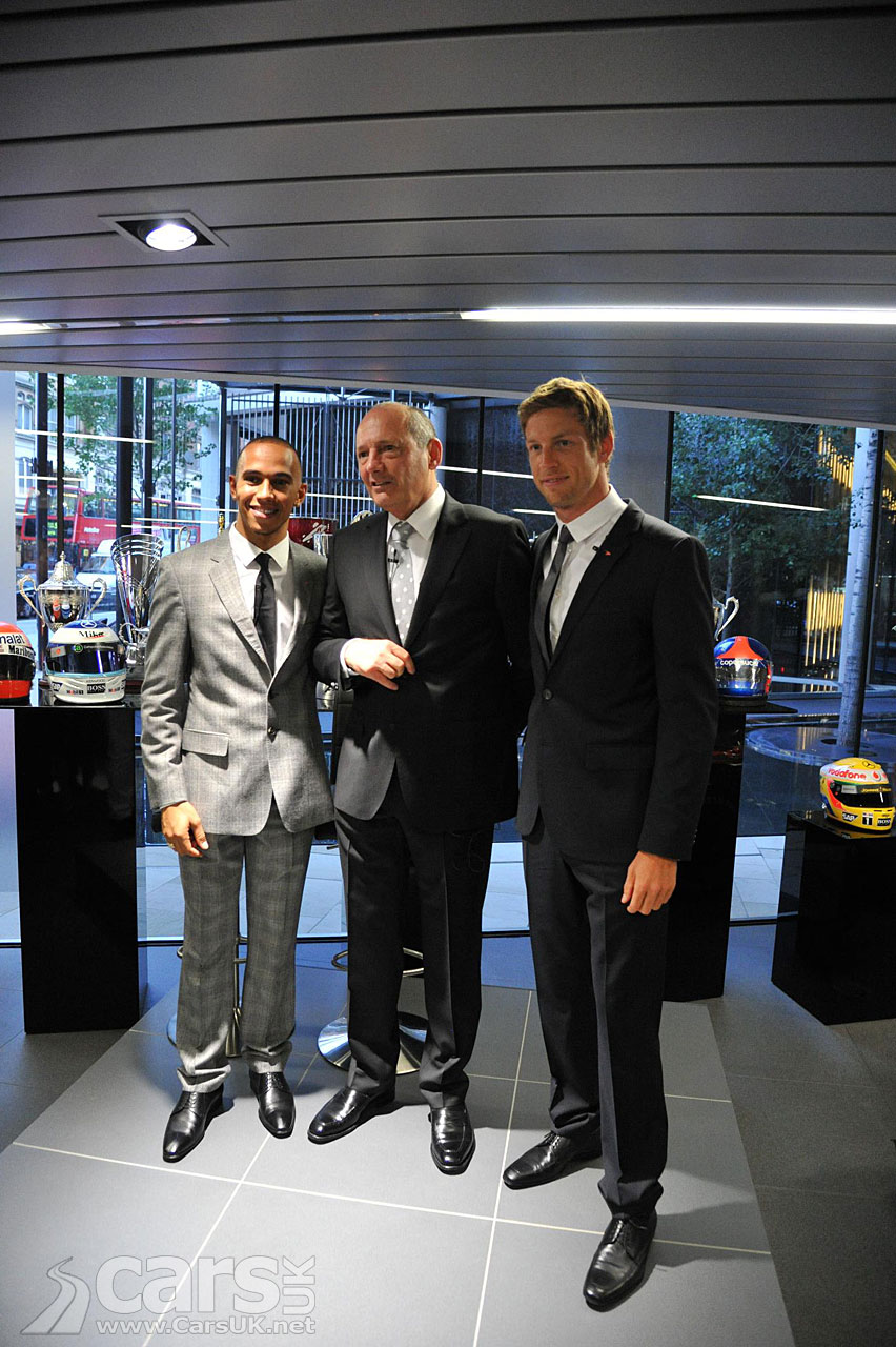 McLaren London Launch (1)