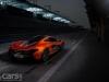 McLaren P1 Bahrain rear view night motor circuit image