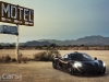 McLaren P1 production car hot weather testing