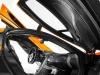 McLaren P1 view inside through door image