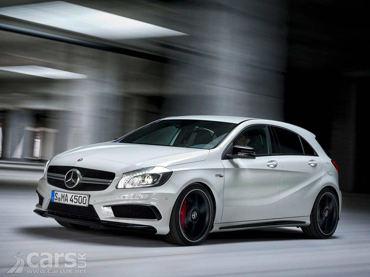 photos mercedes a45 amg. Black Bedroom Furniture Sets. Home Design Ideas