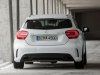 Mercedes A45 AMG rear view static image