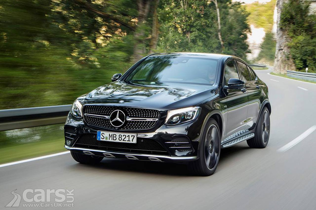Mercedes-AMG GLC 43 Co...