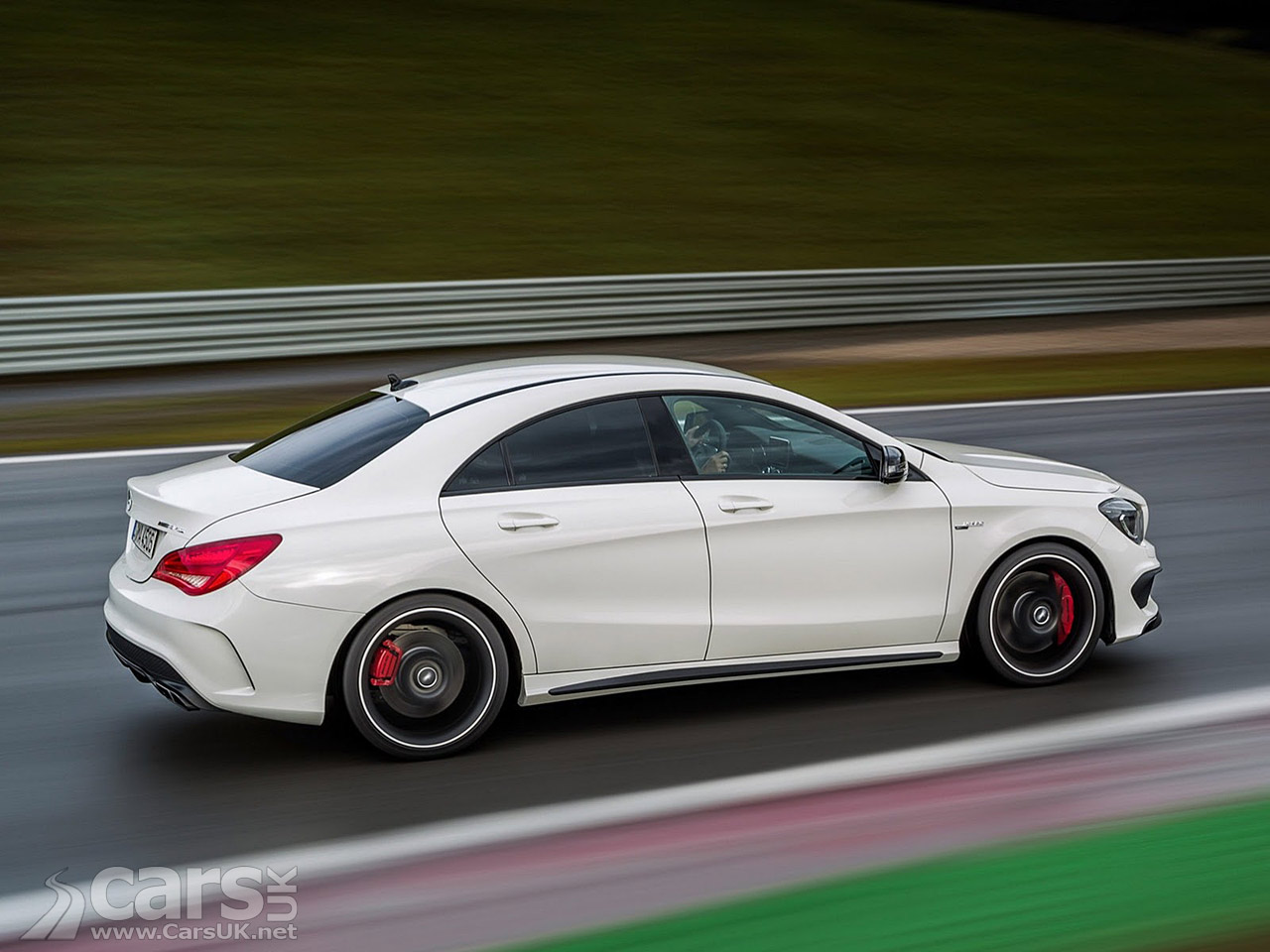 Mercedes CLA 45 AMG Pictures