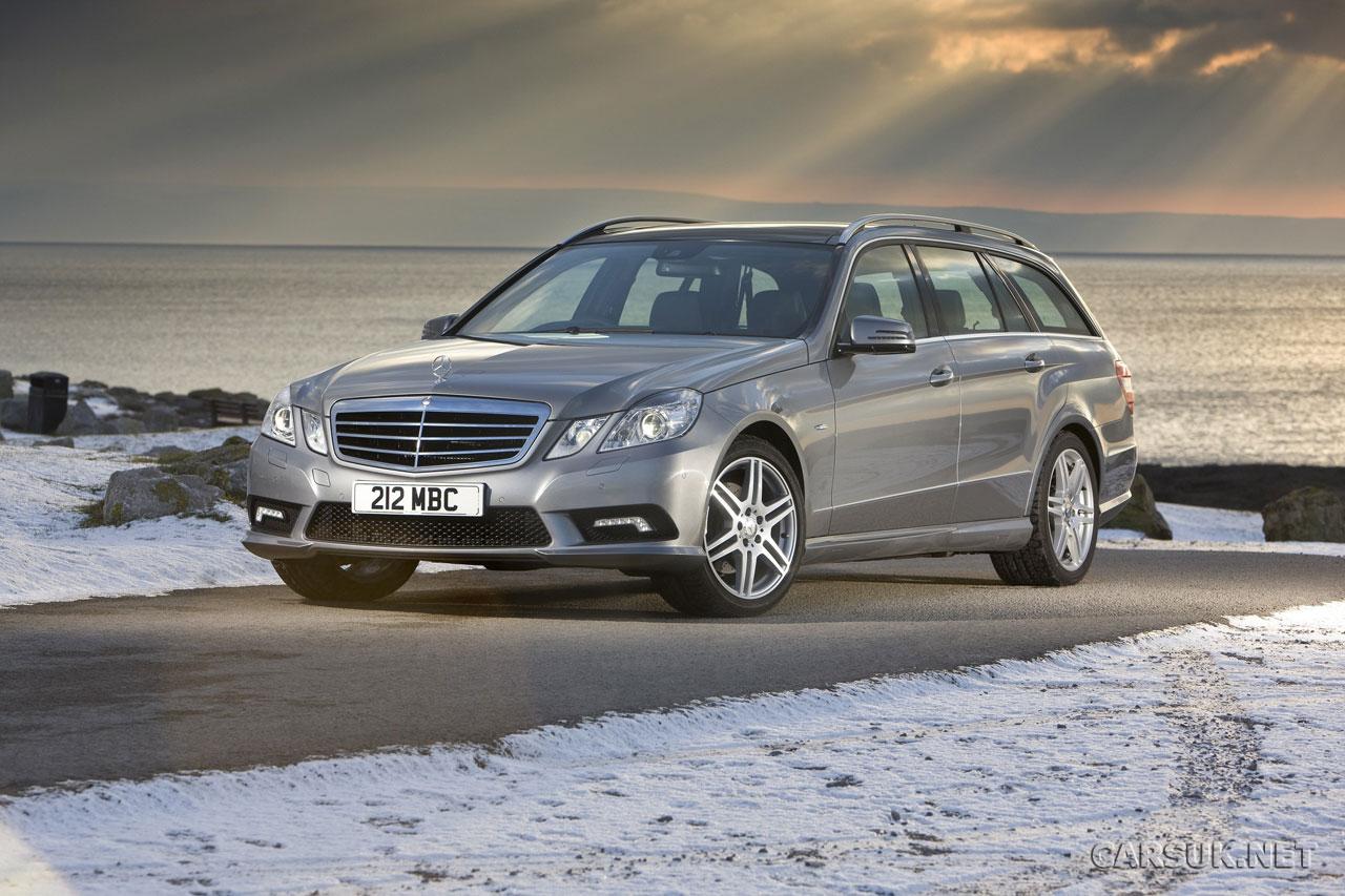 Mercedes E Class Estate,