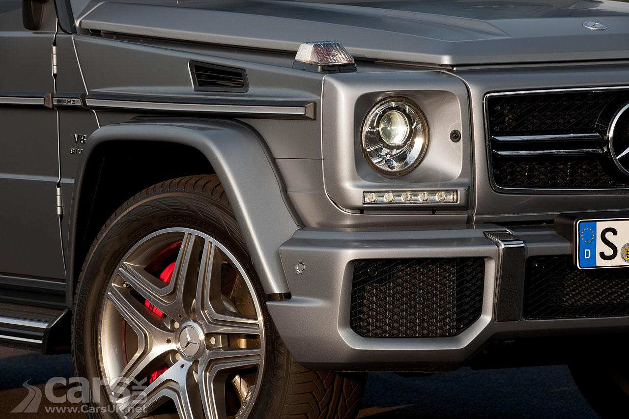 Mercedes G63 AMG  10