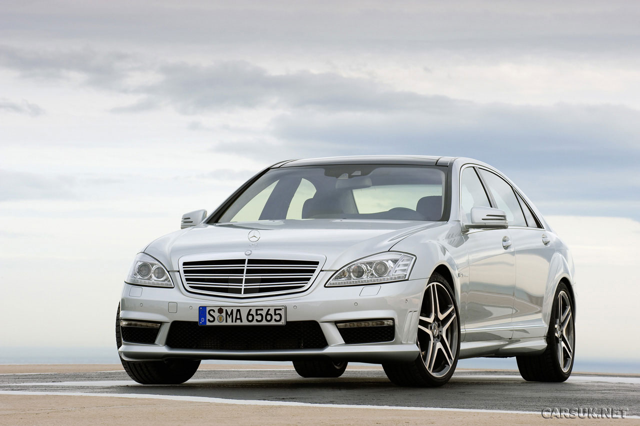 Mercedes S63 Amg And S65 Amg The Video