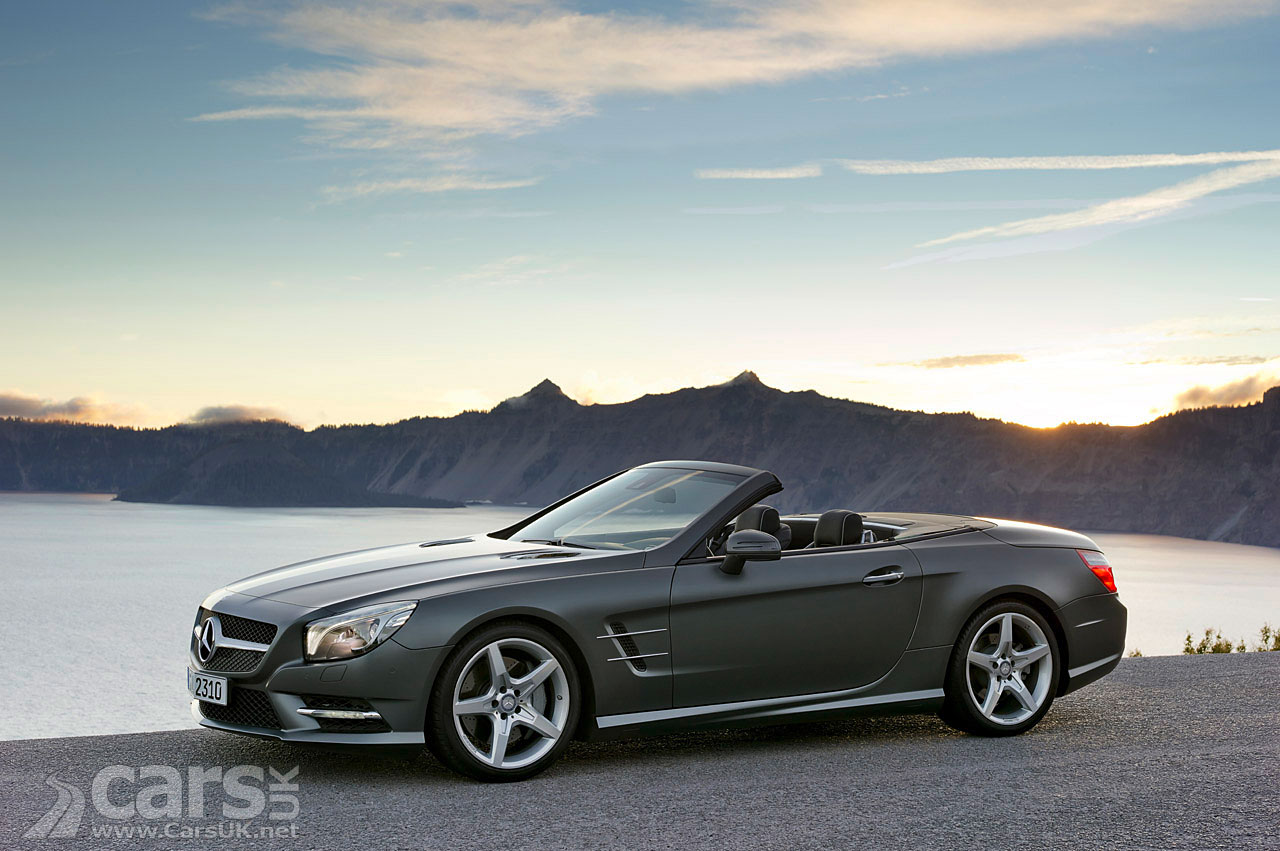 New Mercedes Sl 2012 Official Photo Gallery Cars Uk