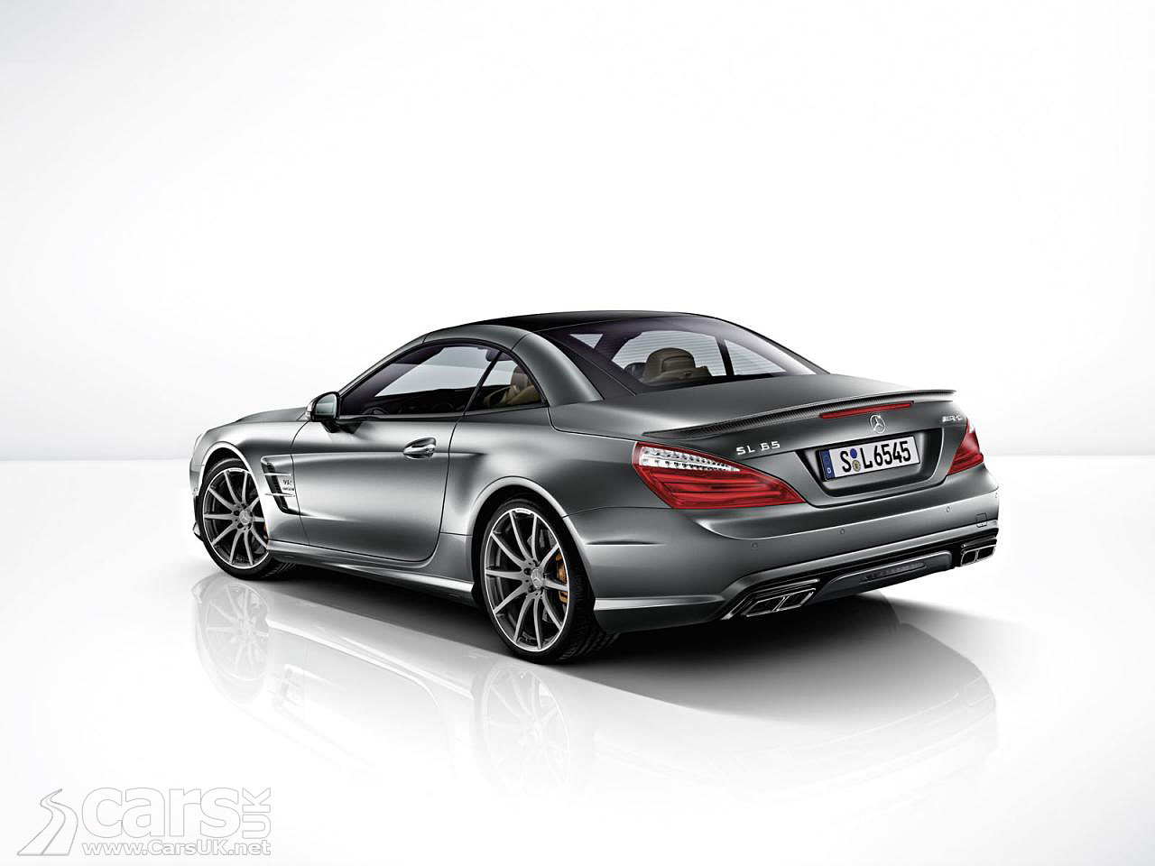 Mercedes SL 65 AMG 45th Anniversary 1