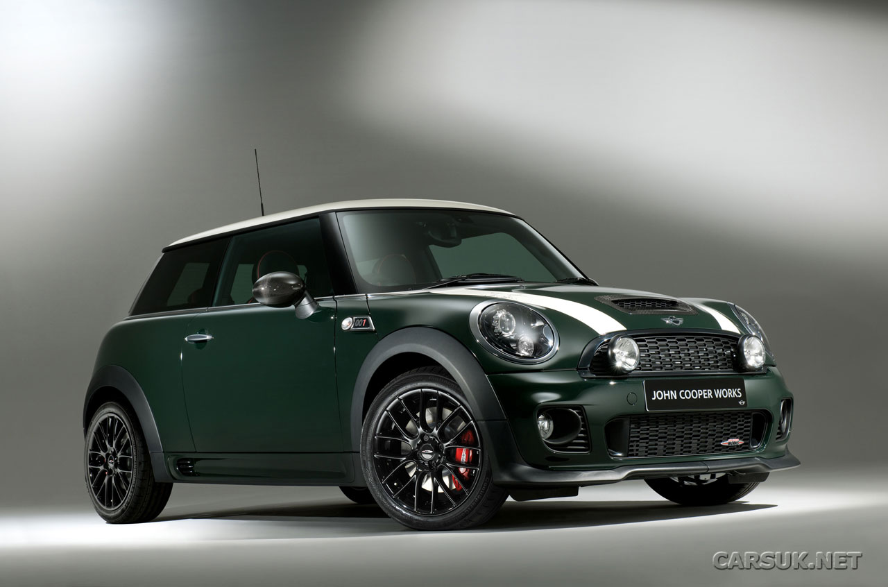 mini john cooper works world championship 50 details. Black Bedroom Furniture Sets. Home Design Ideas