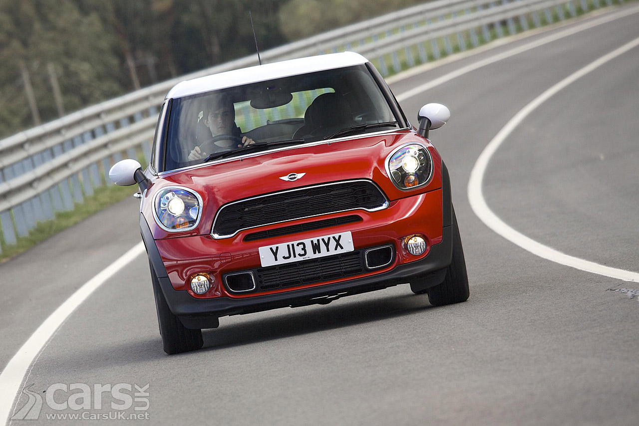 Mini mini paceman uk : MINI Paceman UK Pictures | Cars UK