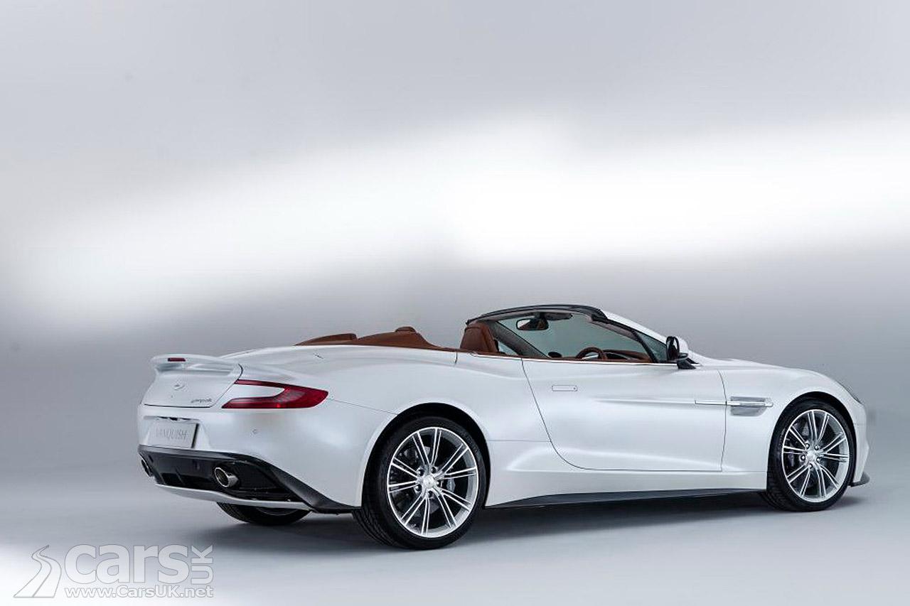 new aston martin vanquish volante 2013 pictures cars uk. Black Bedroom Furniture Sets. Home Design Ideas