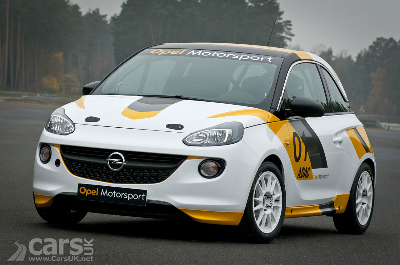 Photos Opel Adam R2 Rally Car