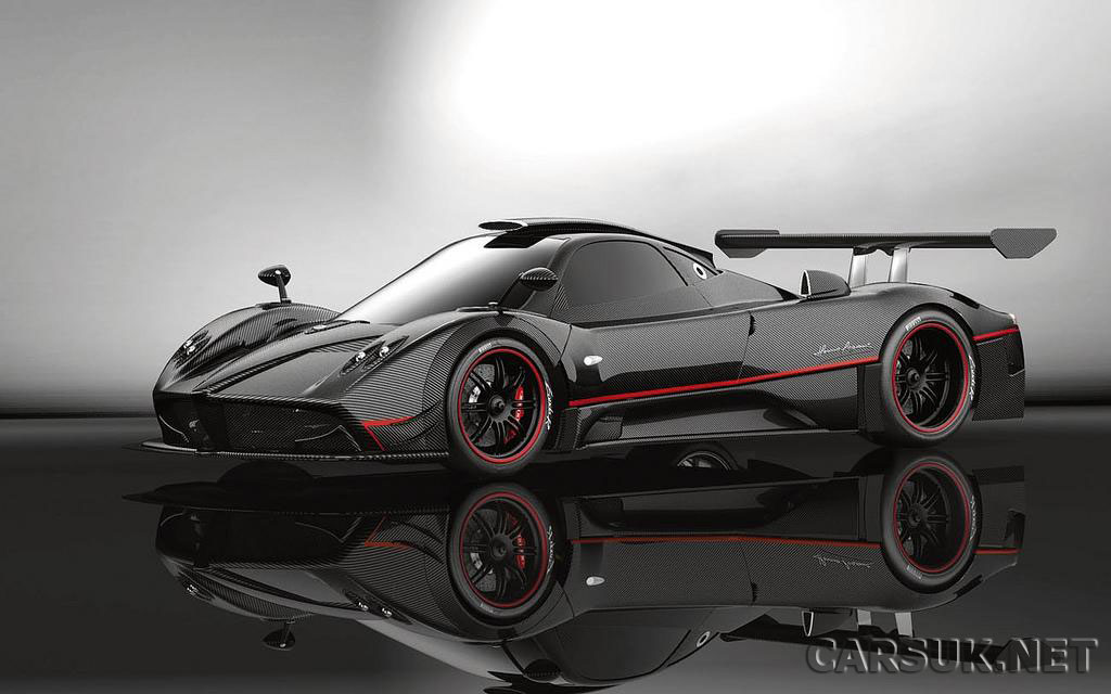 Pagani Zonda R Photo Image