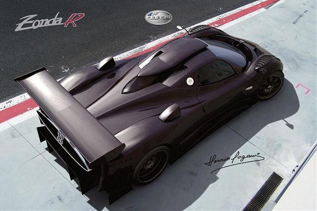 pagani zonda r. Scirocco R | Cars UK