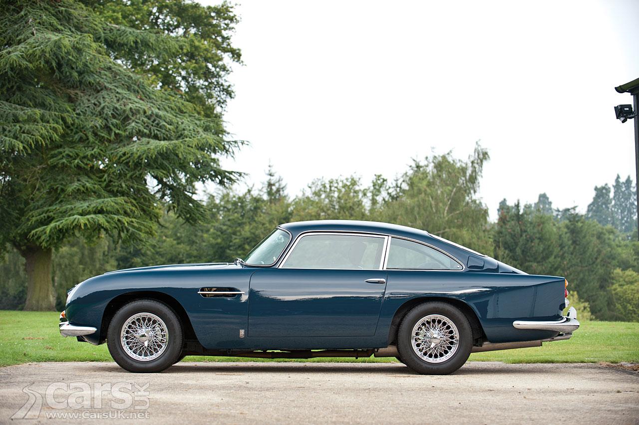 Paul Mccartney S Aston Martin Db5 Photos