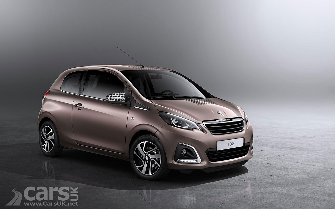 Peugeot 108 Pictures Cars Uk