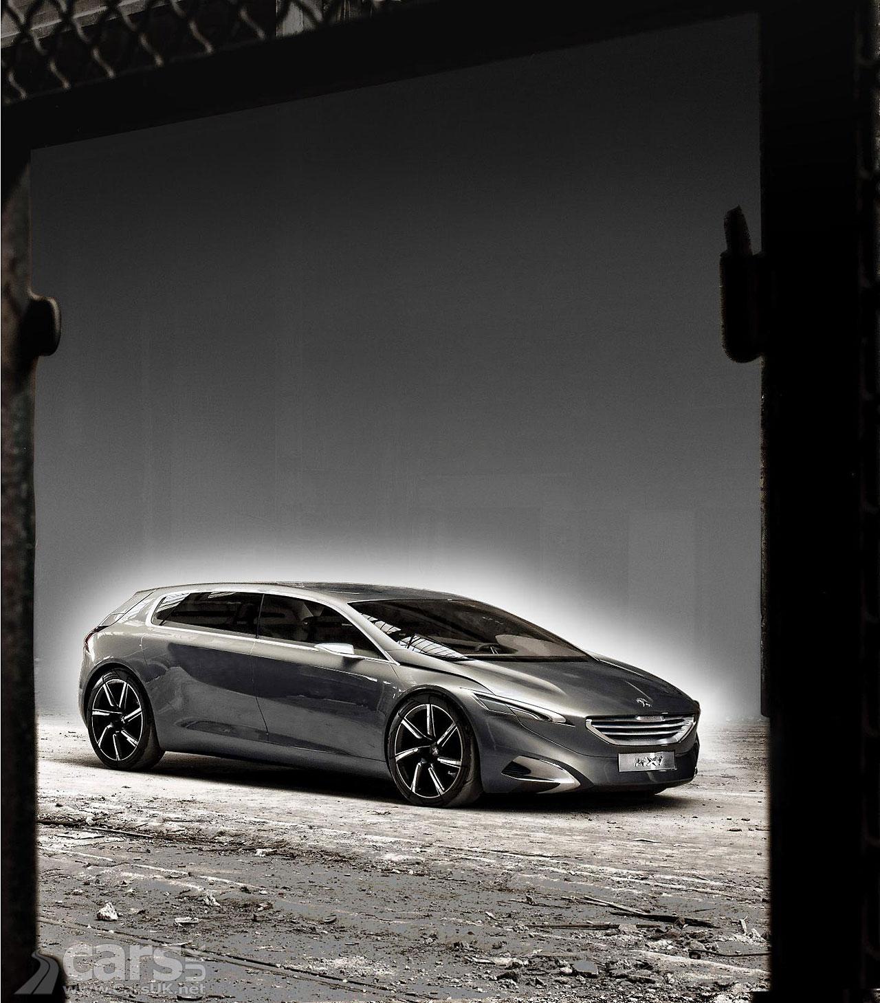 Peugeot HRX1 Concept (1)