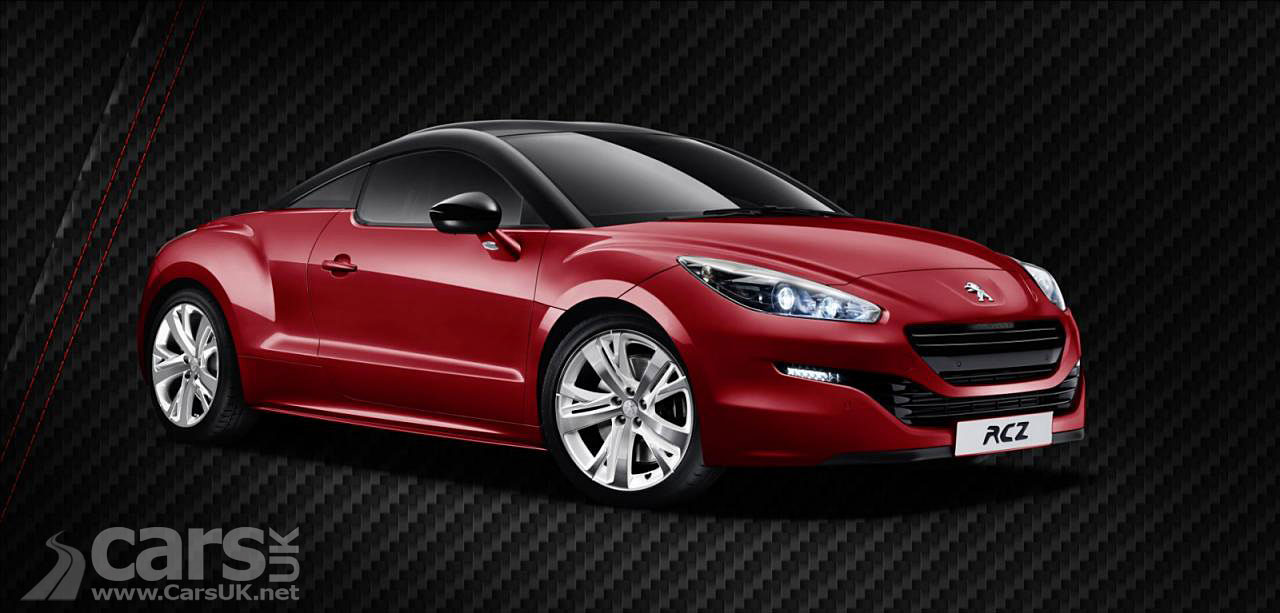 peugeot rcz red carbon limited edition cars uk. Black Bedroom Furniture Sets. Home Design Ideas