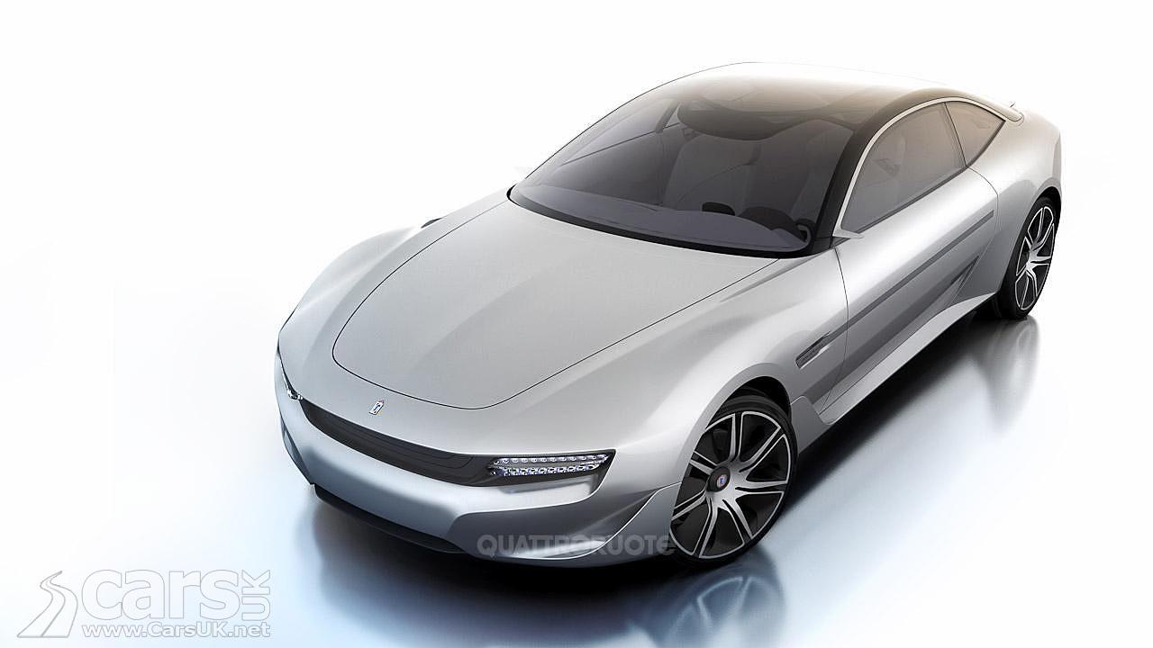 Pininfarina Cambiano Concept 1