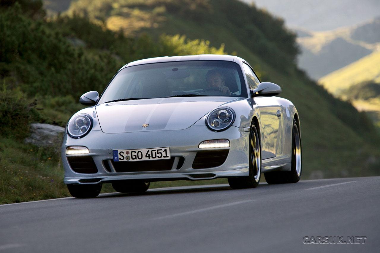 Porsche 911 Sport Classic Introduced