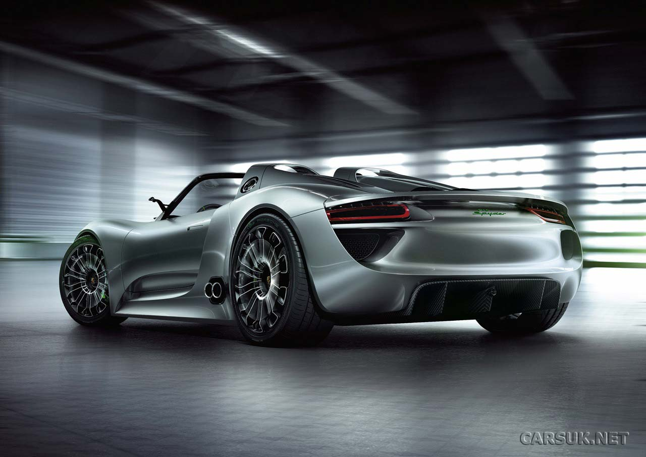 porsche 918 spyder the new porsche carrera gt. Black Bedroom Furniture Sets. Home Design Ideas