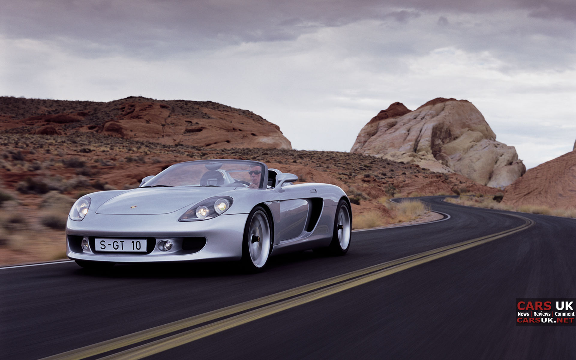 Tags: Carrera GT, Exotic Car Wallpaper, Free Car Wallpaper, Porsche Carrera