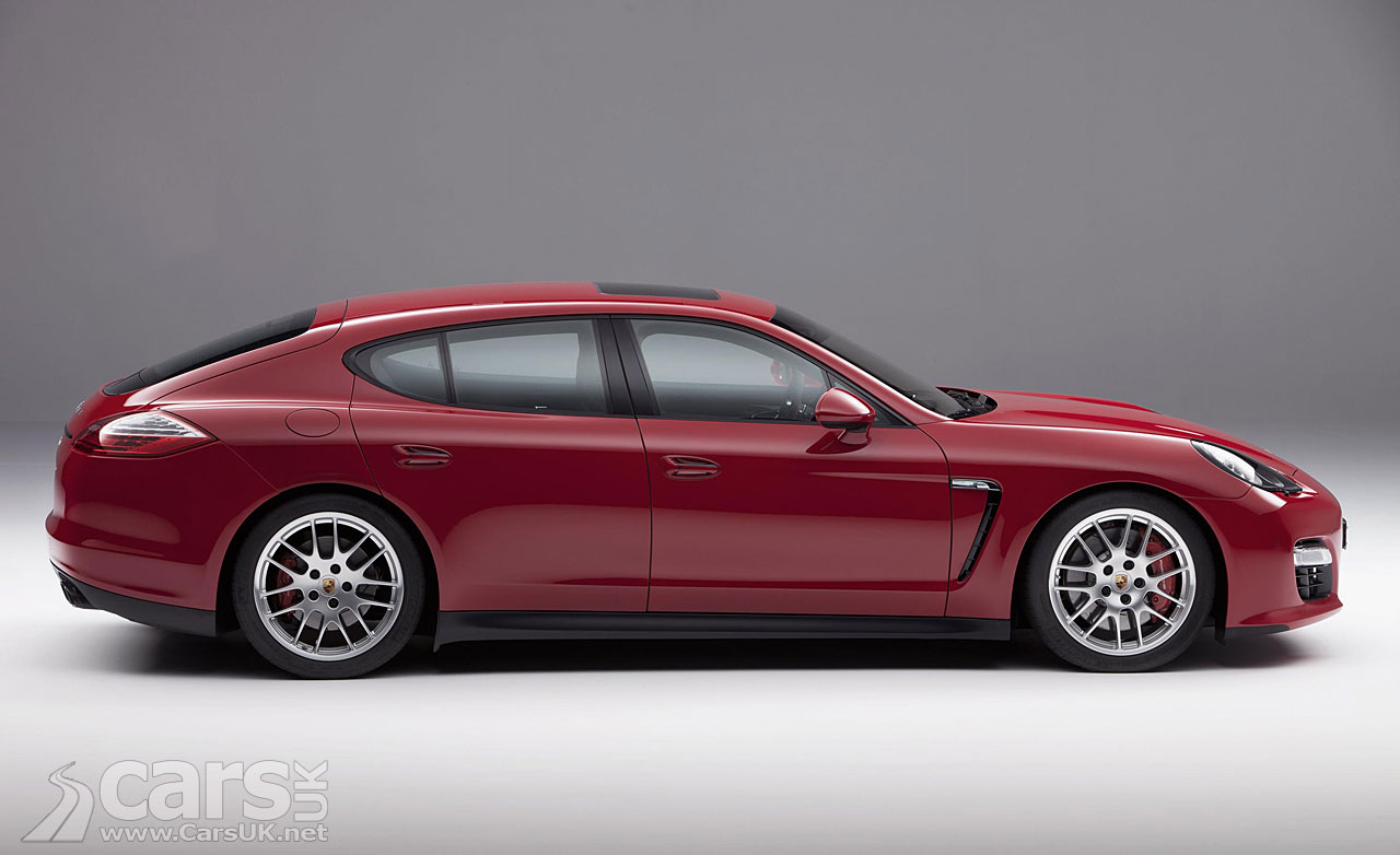 Porsche Panamera GTS 1