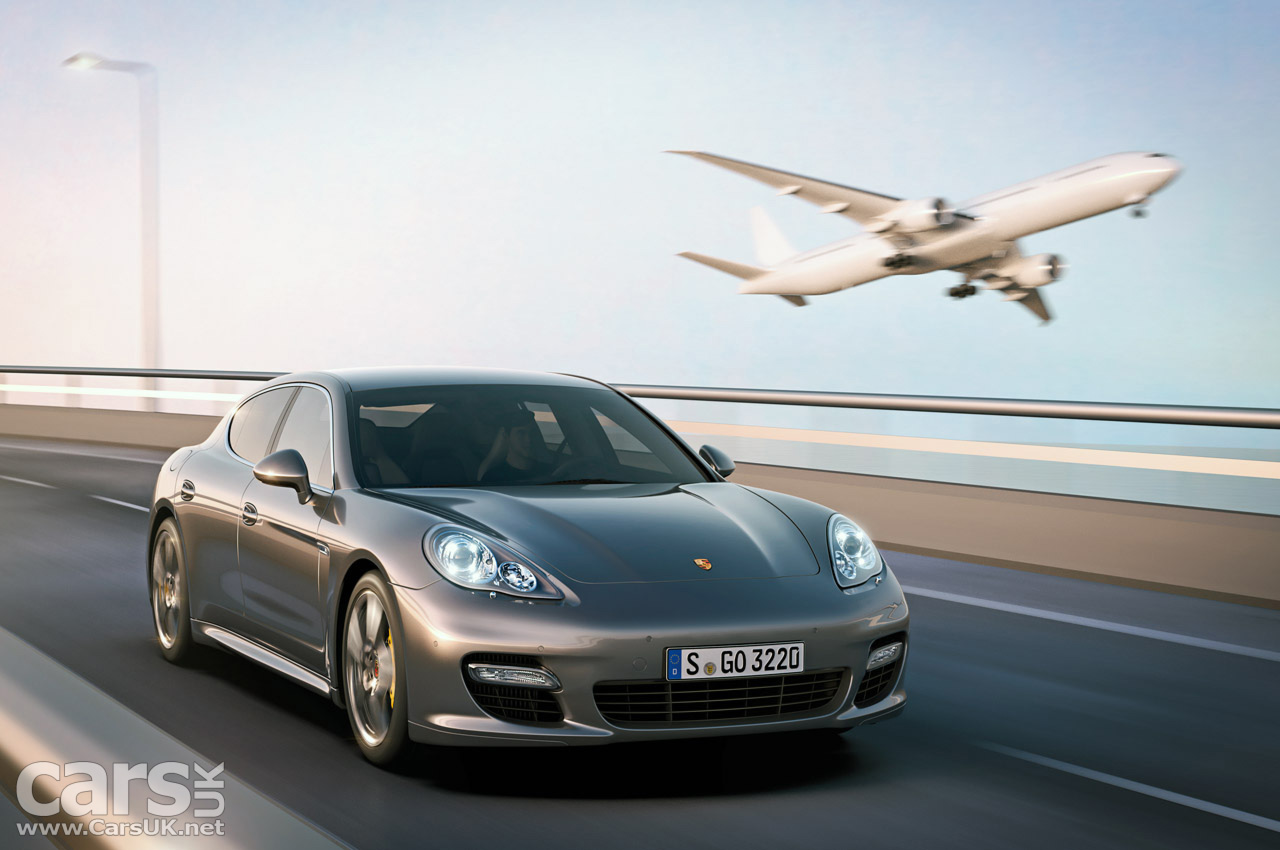 Porsche Panamera Turbo S Photo