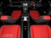 Interior of Porsche Panamera Wide Body Project Kahn