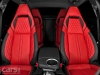 Seats in Porsche Panamera Wide Body Project Kahn