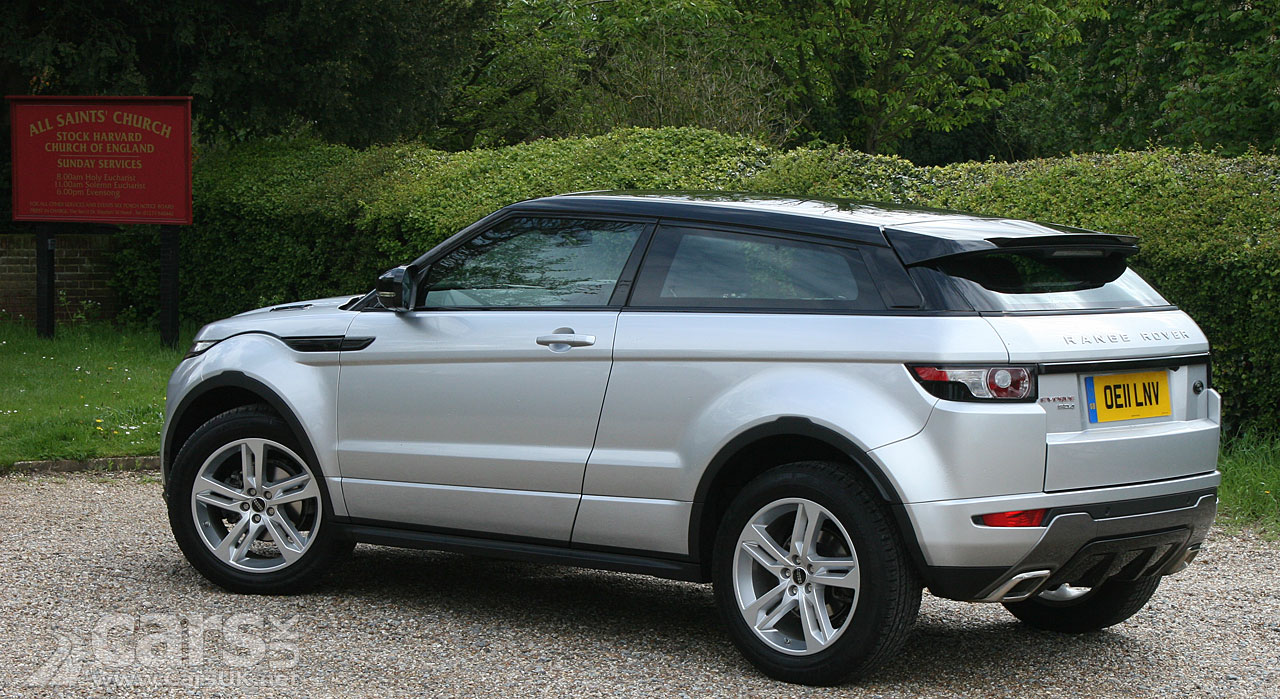 range rover evoque 2 2 sd4 dynamic coupe review photo gallery cars uk. Black Bedroom Furniture Sets. Home Design Ideas