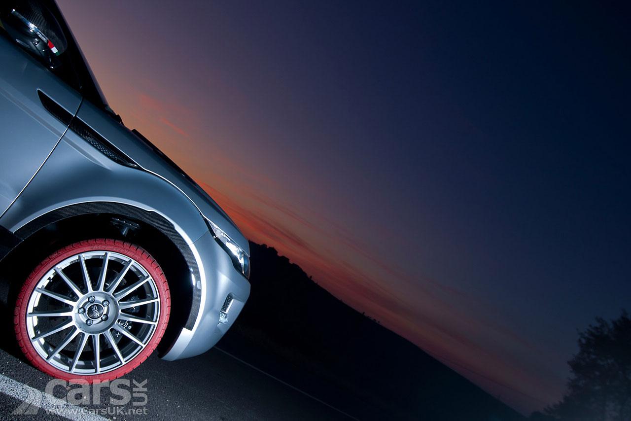 Range Rover Evoque by Marangoni 9