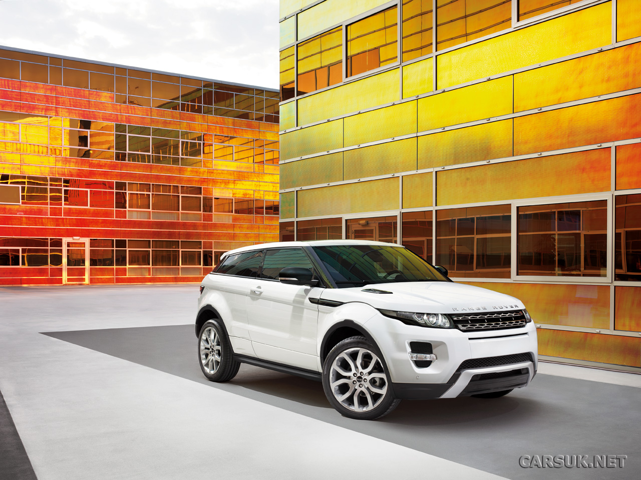 Evoque Dynamic Review Range Rover Evoque Dynamic 1