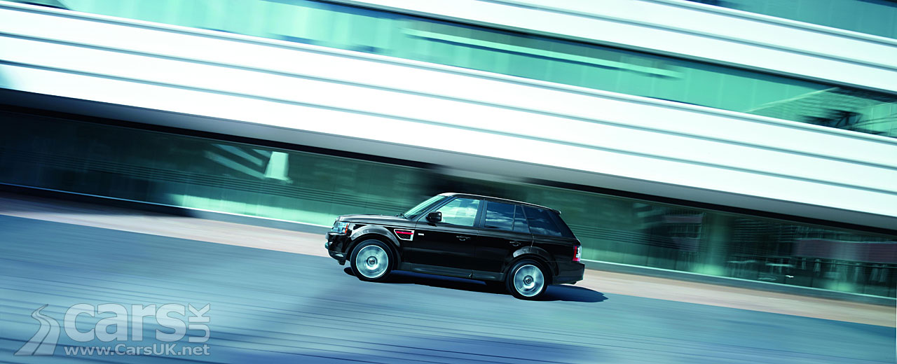 Range Rover Sport HSE 'Red' and 'Luxury' Editions 2