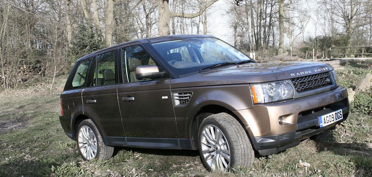 2010 land rover range rover sport tdv6 review. Black Bedroom Furniture Sets. Home Design Ideas