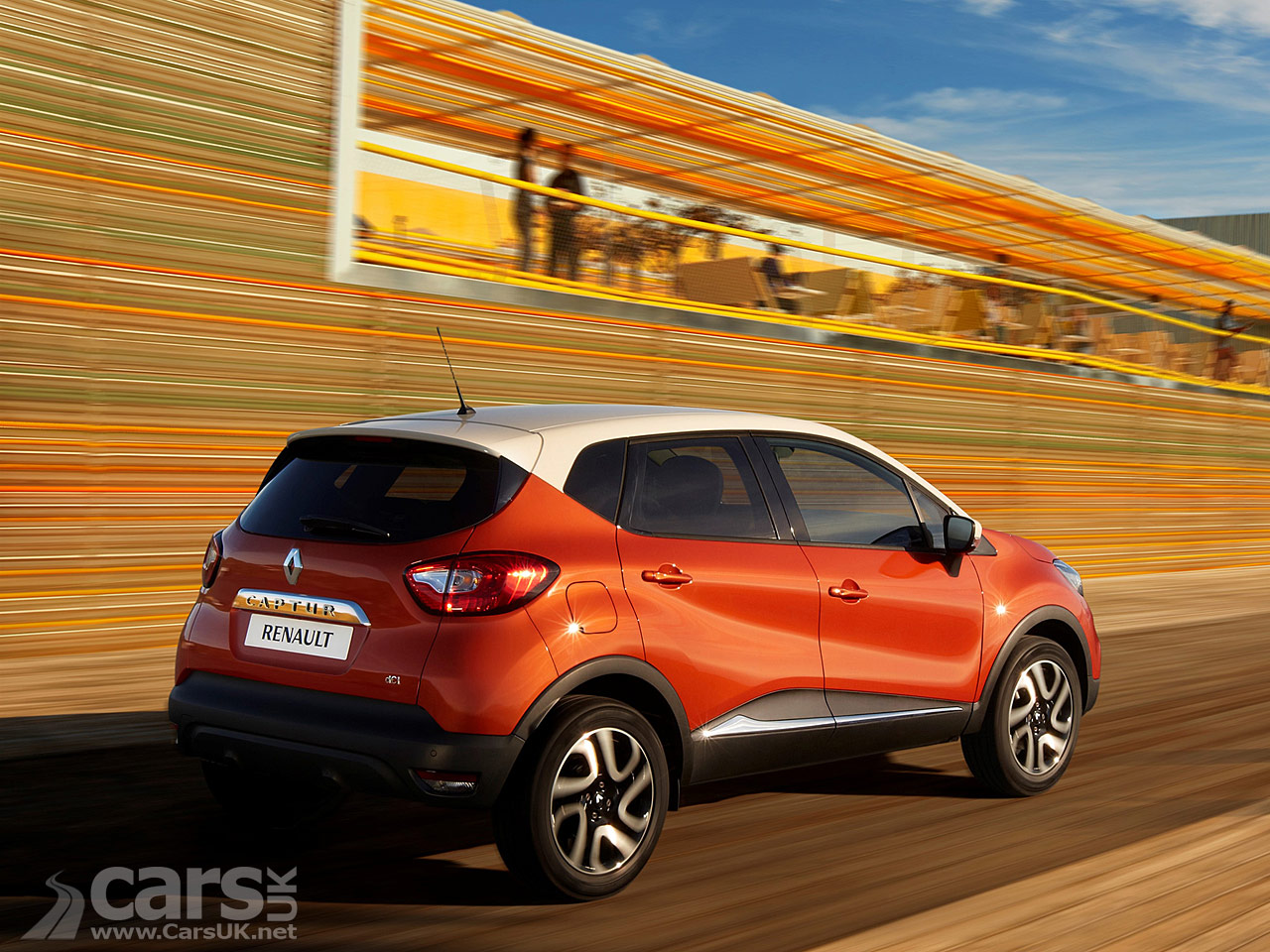 photos renault captur crossover. Black Bedroom Furniture Sets. Home Design Ideas