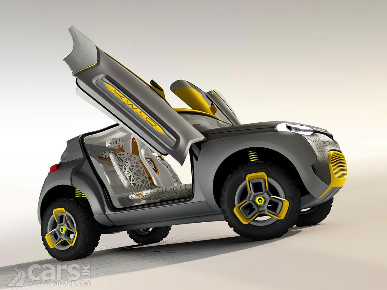 Renault Kwid Concept Pictures