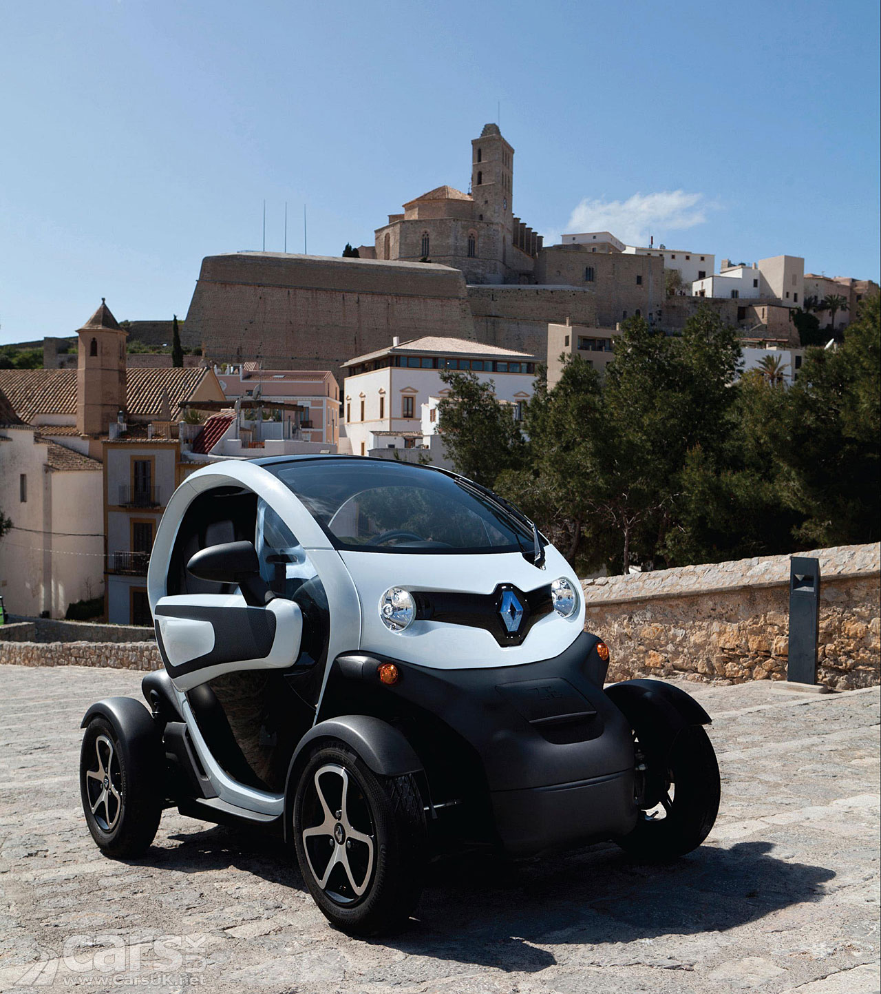 Renault Twizy EV 10